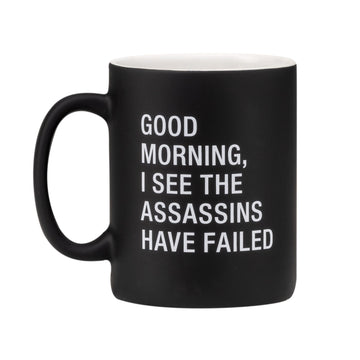 Assassins Have Failed Mug