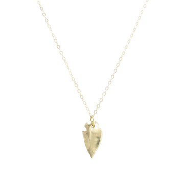 Arma Gold Necklace