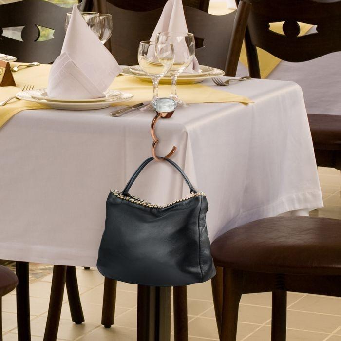 Shine & Dine Handbag Hook