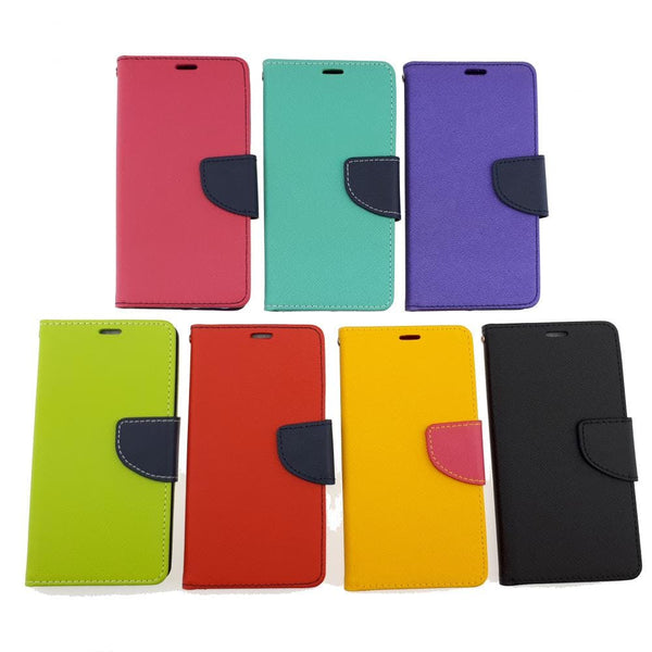 Leather Cover Case - Samsung Galaxy Note 10