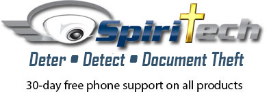 Security and Surveillance Systems | Spiritech