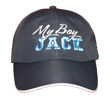 MY BOY JACK official hat