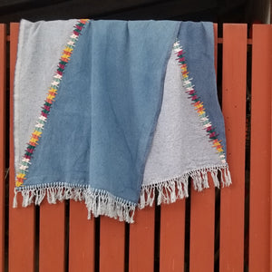 The Randa Rebozo Shawl/Throw