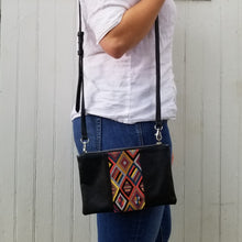 Load image into Gallery viewer, Itz'nab' Convertible Shoulder Bag/Clutch