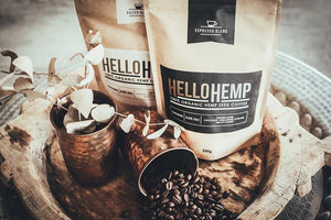 HEMP PROTEIN COFFEE | FILTER BLEND | 250g