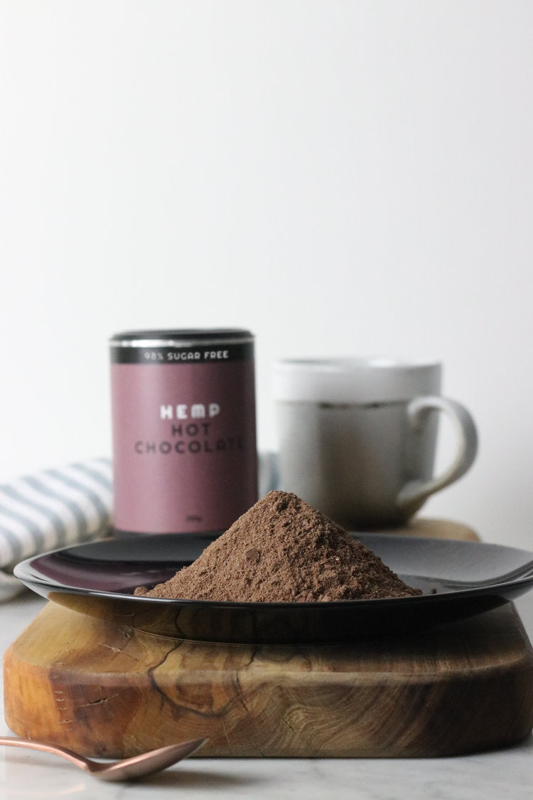 LOW-GI HEMP PROTEIN HOT CHOCOLATE | 250g