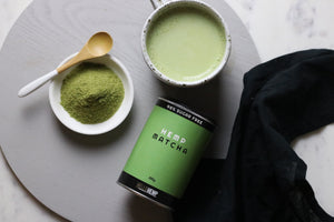 LOW-GI HEMP PROTEIN MATCHA (SUBSCRIPTION)