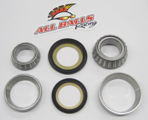 Steering Bearing Kit Kawasaki KLX110 KLX110L All Balls Tapered Kit 2010+