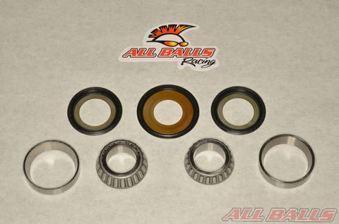Kawasaki KLX110 Suzuki DRZ110 All Balls Tapered Bearing Steering Kit 02-09