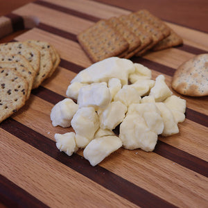 White Cheese Curds - 8 oz. - Alma Cheese