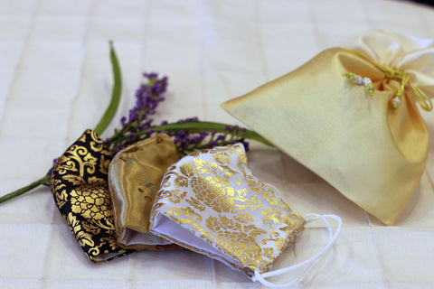 Gold Mask Gift Set