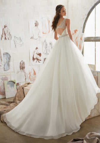 Mori Lee 5507 - LEEHWA WEDDING