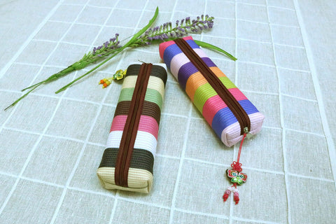 Korean Traditional Pencil Case - LEEHWA WEDDING