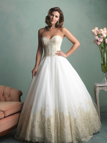 Allure 9171 - LEEHWA WEDDING