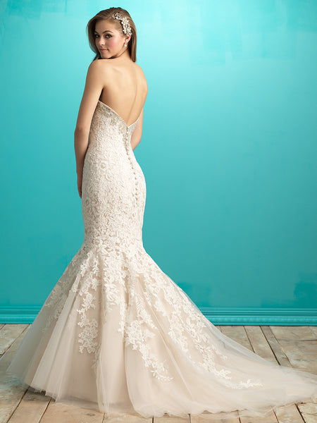 Allure 9266 - LEEHWA WEDDING