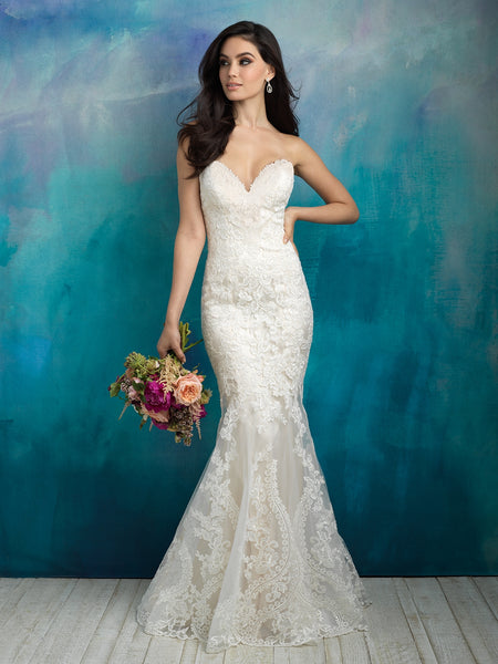 Allure 9516 - LEEHWA WEDDING