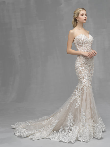 Allure Couture C526 - LEEHWA WEDDING