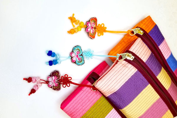 Colorful Coin Pouch
