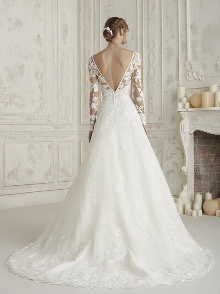 Pronovias Electra - LEEHWA WEDDING