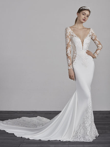 Pronovias Enelsa - LEEHWA WEDDING