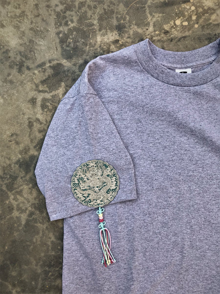 Dragon Emblem Shirt (Gray)