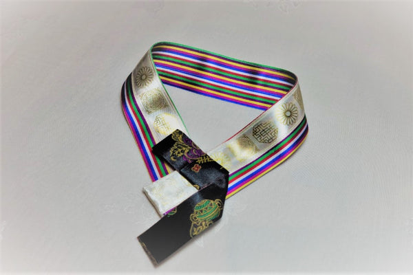 Saekdong Ribbon Collar