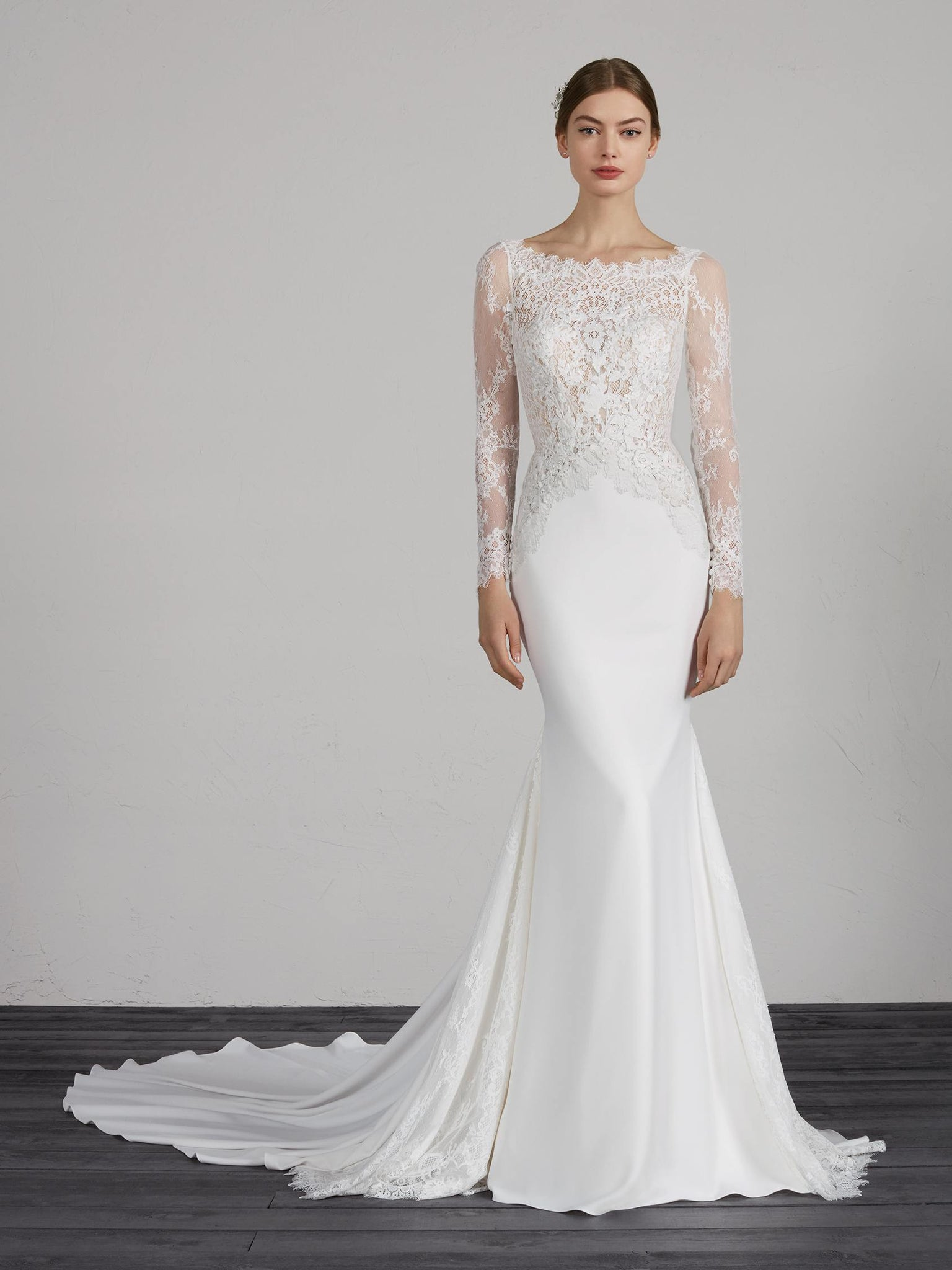 Pronovias Mistic - LEEHWA WEDDING