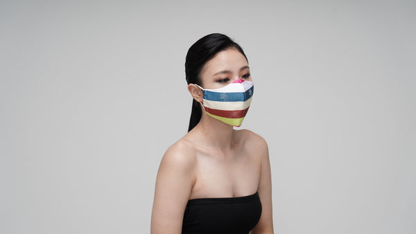 Rainbow Mask Gift Set