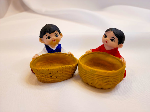 Hand Painted Figurines