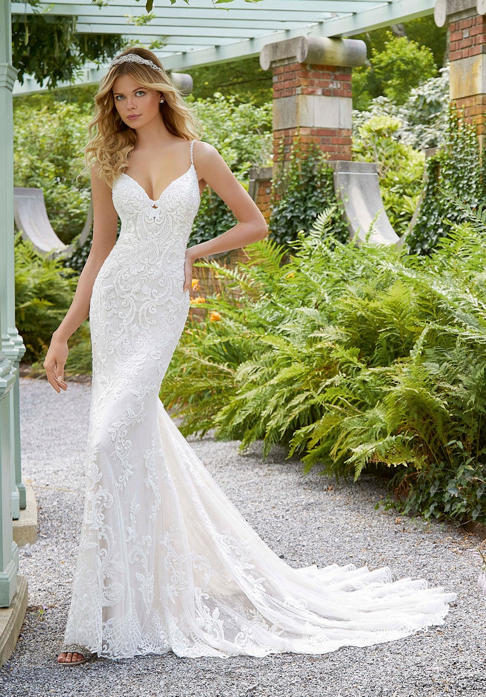 Mori Lee 2033 Perdita - LEEHWA WEDDING