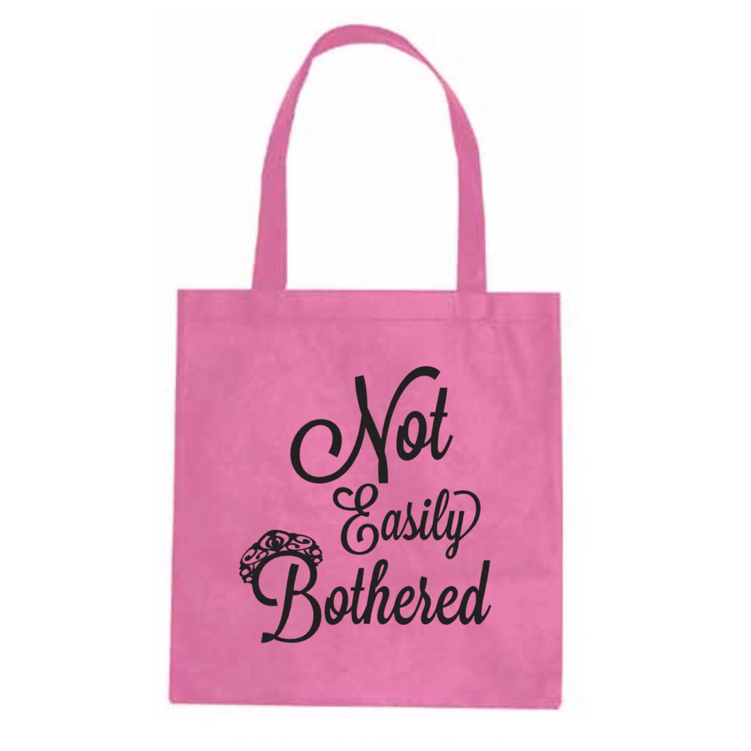 Not Easily Bothered Tote