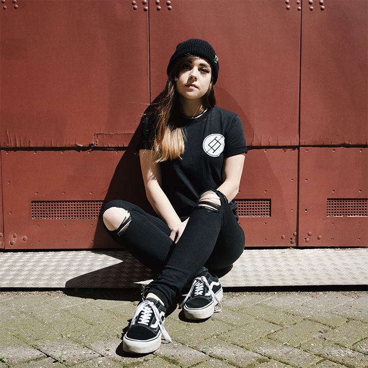 Downpour Apparel Logo Tee (Black)