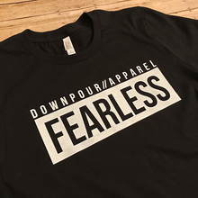 Load image into Gallery viewer, Fearless Tee (Black)