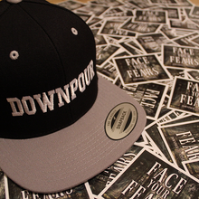 Load image into Gallery viewer, Downpour Apparel Snapback