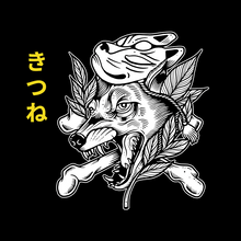 Load image into Gallery viewer, Japanese Kitsune Tee