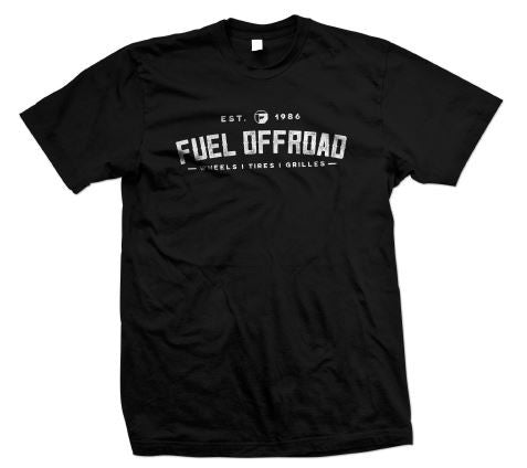 "Fuel Off Road ""1986"" T-shirt F013"