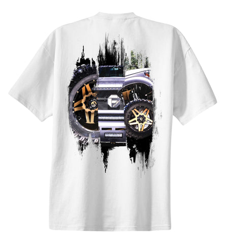 "Fuel Off Road ""Concept"" T-shirt F006"