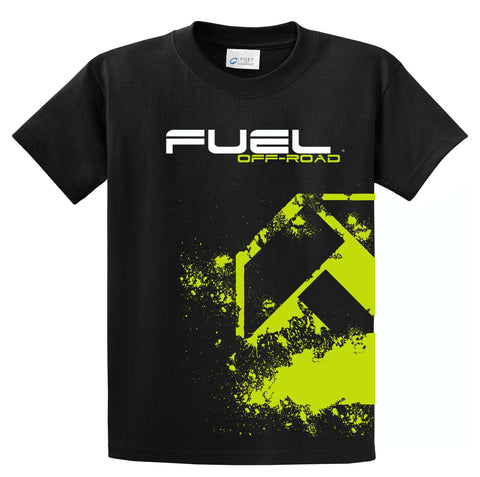 "Fuel Off Road ""Sideswipe"" T-shirt F001"