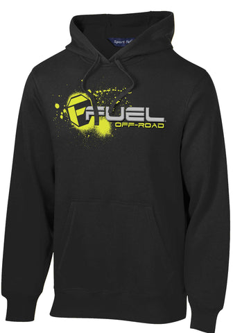 Fuel Pullover Hooded Sweatshirt FH012