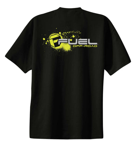 "Fuel Off Road ""Splatter"" T-shirt F005"
