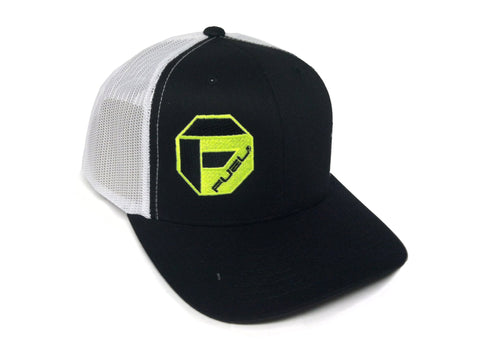 Fuel Off Road Badge Mesh Snap Back Cap F685