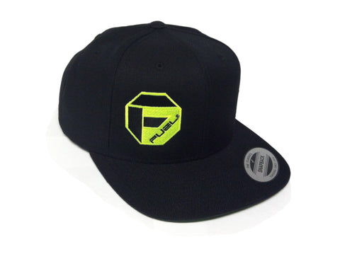 Fuel Off Road Badge  Flex Fit Cap F680