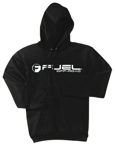 "Fuel ""Logo"" Pullover Hooded Sweatshirt FH014"
