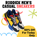 Roddick Men's Casual Sneakers