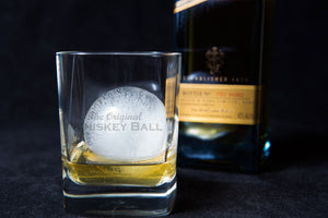 The Whiskey Ball Quartet Gift Set - Hip and Trendy Home Decor & More