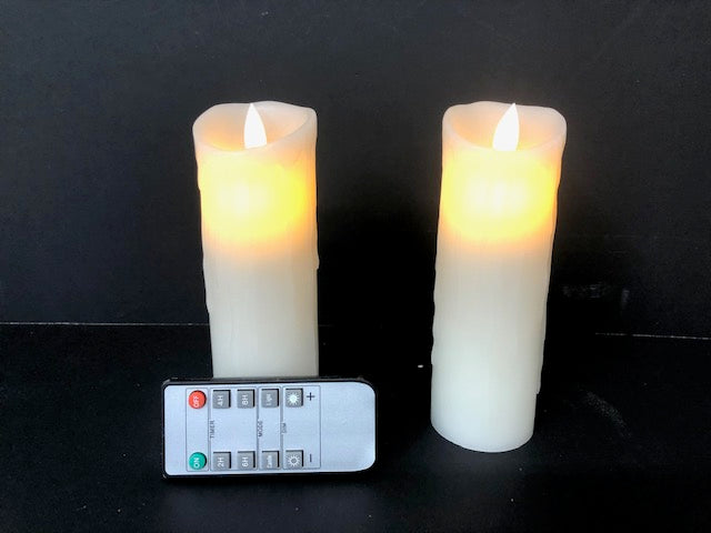 Streamline Flameless Candle Set 2.2