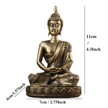 Load image into Gallery viewer, VILEAD 16 Style Buddha Statue Nature Sandstone Thailand Buddha Sculpture Hindu Fengshui Figurine Meditation Miniature Home Decor - Hip and Trendy Home Decor & More