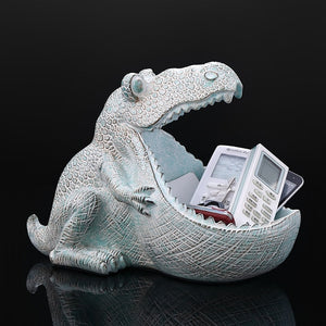 3D Hippo Statue Home Decoration Accessories Desk Sculpture Storage Box Home Decor Figurine Ornament Wedding Party Decorations - Hip and Trendy Home Decor & More
