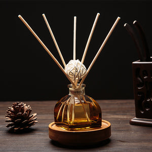 50ml Home Fragrance Oil Rattan Reed Diffuser Room Perfume Aroma Essential Oil Supplement Lavender Jasmine Sakura Rose - Hip and Trendy Home Decor & More