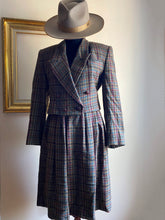 Load image into Gallery viewer, Plaid Skirt Suit (Med)